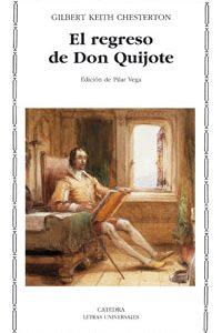 Club de lectura: El regreso de Don Quijote de Chesterton
