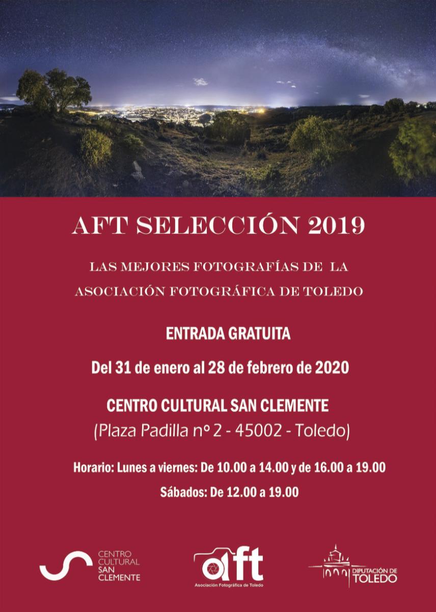 http://www.toledo.es/wp-content/uploads/2020/01/captura-de-pantalla-2020-01-28-a-las-14.27.04-856x1200.png. Exposición temporal: AFT SELECCIÓN 2019. Las mejores fotografías de la Asociación Fotográfica de Toledo