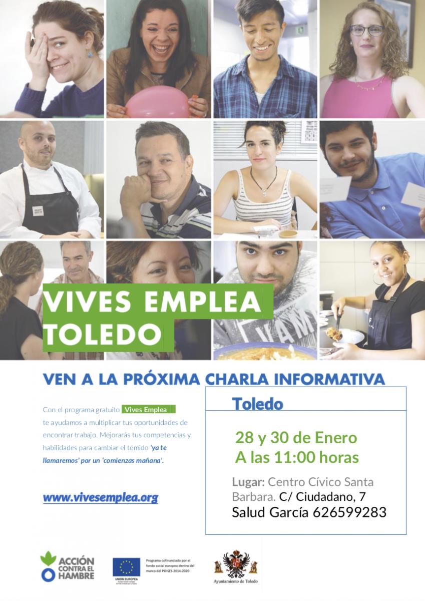 http://www.toledo.es/wp-content/uploads/2020/01/captura-de-pantalla-2020-01-29-a-las-11.10.12-849x1200.png. Charla informativa: Vives emplea Toledo