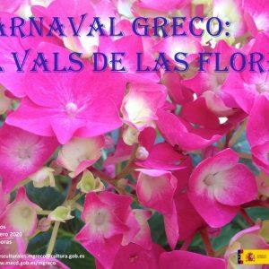 Taller infantil: Carnaval Greco «El Vals de las flores»