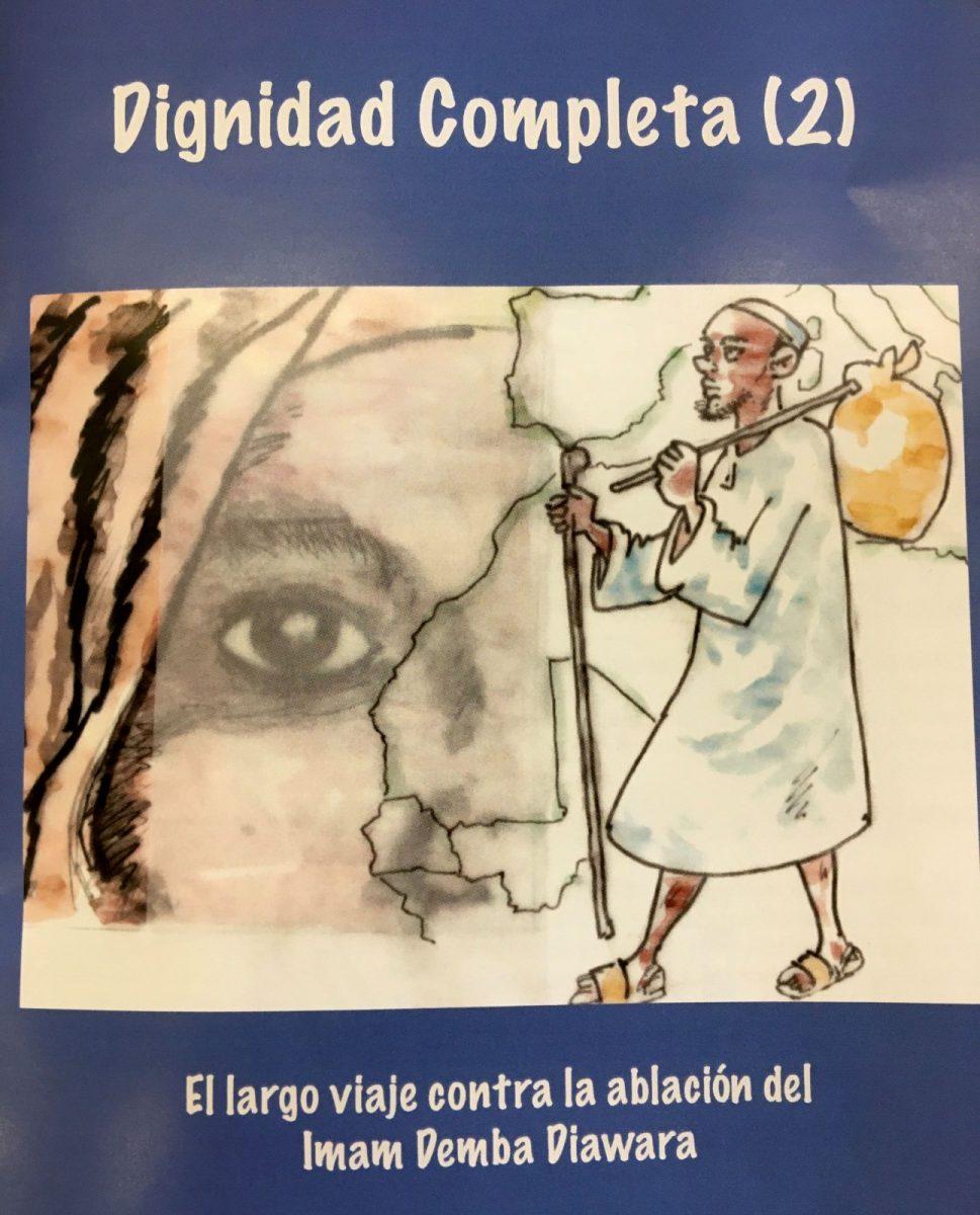 http://www.toledo.es/wp-content/uploads/2020/01/dignidad_completa_2-969x1200.jpg. Presentación del libro: Dignidad completa (2), el largo viaje contra la ablación del Imam Demba Diawara