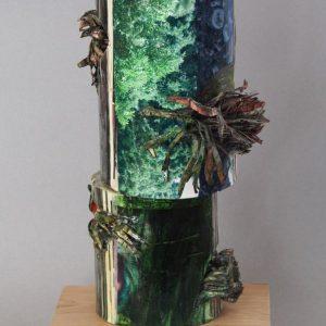 Exposición temporal: Esculturas (Sarogargo)