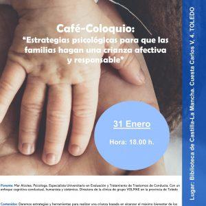 Conferencia: Estrategias psicológicas para que las familias hagan una crianza afectiva y responsable