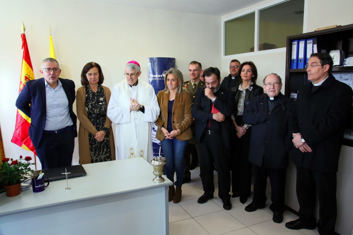 https://www.toledo.es/wp-content/uploads/2020/01/f0645991-316f-4105-8ffb-ce3e81559853-1200x800.jpeg. Milagros Tolón reafirma el compromiso del Ayuntamiento con Manos Unidas en la inauguración de su nueva sede