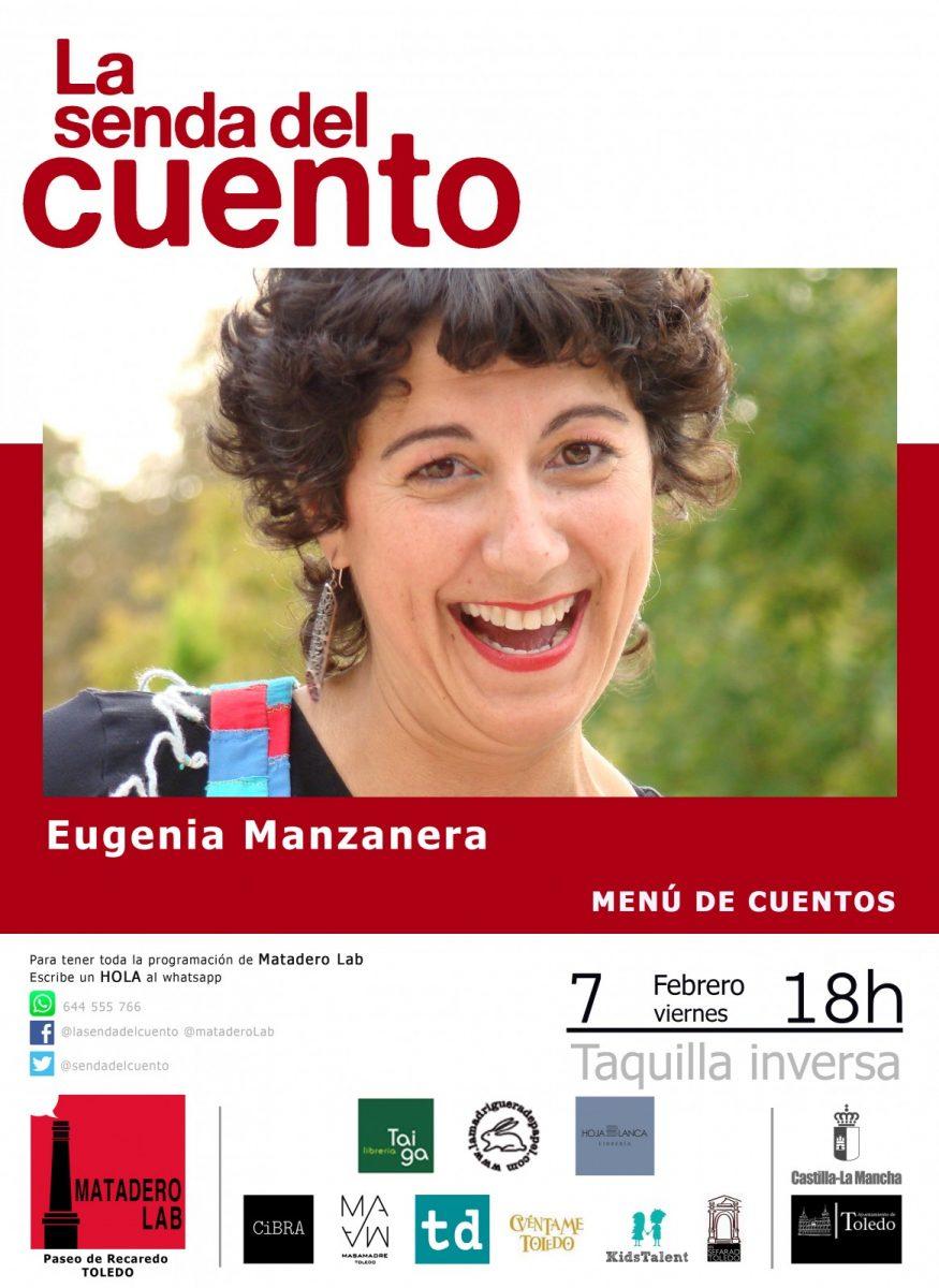 https://www.toledo.es/wp-content/uploads/2020/01/familiar-eugenia-manzanera-2020--875x1200.jpg. La senda del cuento: Menú de cuentos