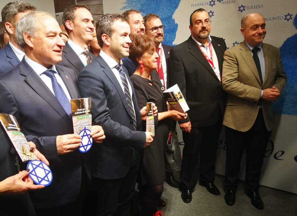 https://www.toledo.es/wp-content/uploads/2020/01/francisco-rueda_red-de-juderias_2-1200x875.jpeg. Toledo acogerá en marzo la Asamblea Nacional de la Red de Juderías de España en el marco de la Semana Sefardí