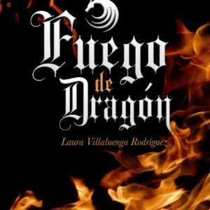 Presentación del libro: Fuego de dragón, por Laura Villaluenga Rodríguez