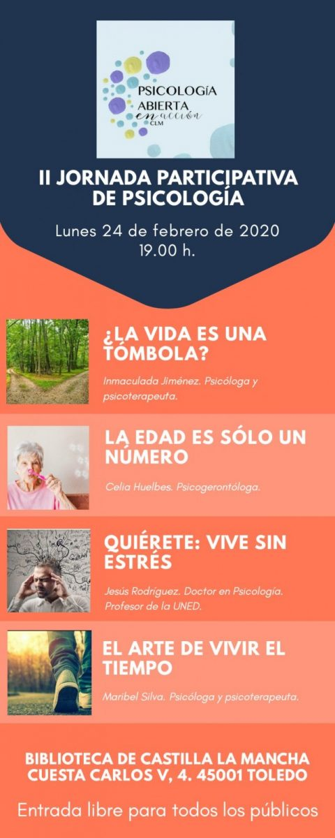 http://www.toledo.es/wp-content/uploads/2020/01/ii_jornada_participativa_de_psicologia-480x1200.jpg. Conferencia: II Jornada Participativa de Psicología