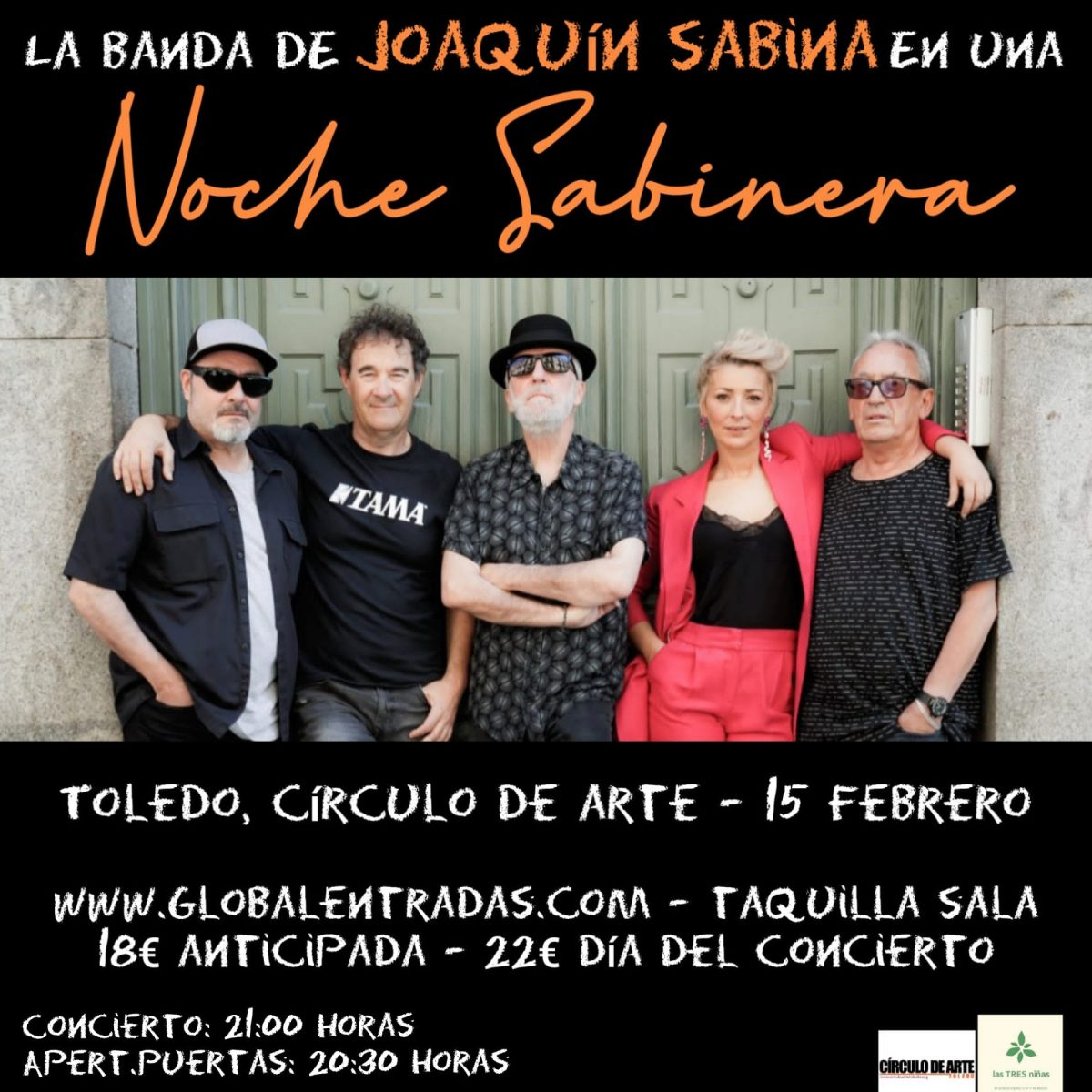 http://www.toledo.es/wp-content/uploads/2020/01/img-20191230-wa0004-1200x1200.jpg. Concierto: Noches Sabineras. Gira 19 noches manchegas