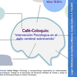 Conferencia: Intervención psicológica en el daño cerebral sobrevenido