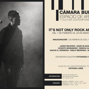 Exposición colectiva: It's not only Rock & Roll