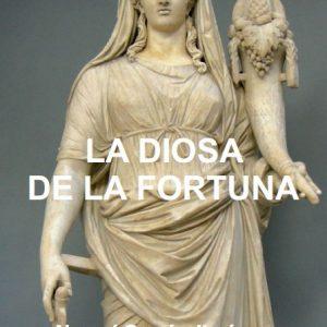 """Presentación del libro """"La diosa de la fortuna"""", de Noemí García Jiménez"""