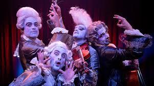 XXI Ciclo Teatro Contemporáneo: Maestrissimo (Pagagnini 2)