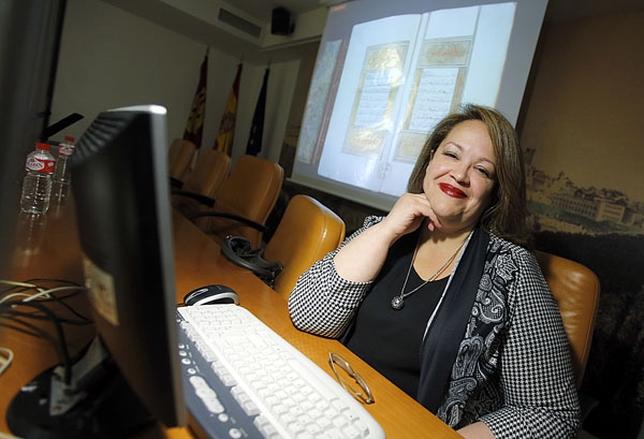 http://www.toledo.es/wp-content/uploads/2020/01/maylene_cotto_andino.jpg. Conferencia: La defensa de la mujer noble en el Patrimonio Documental Español: bibliotecas de mujeres