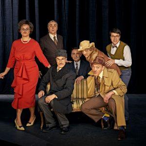 XXI Ciclo Teatro Contemporáneo: Nekrassov, de Jean-Paul Sartre