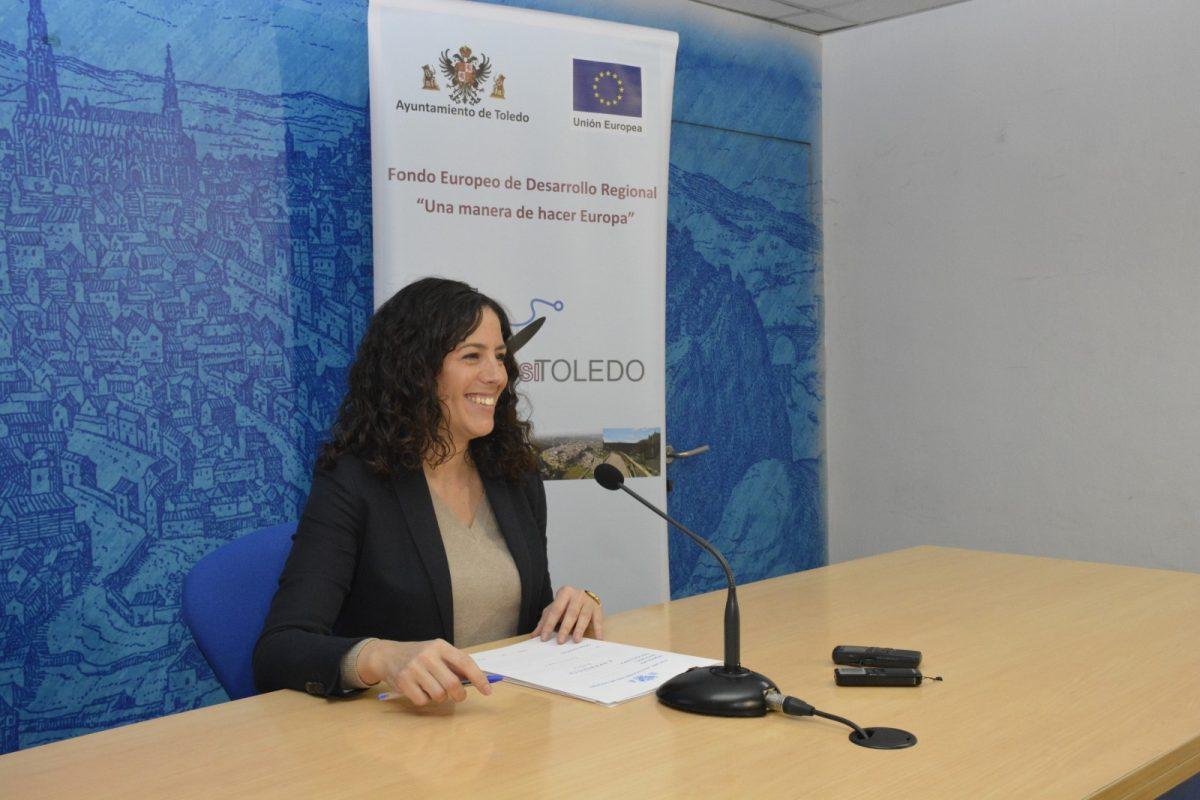 http://www.toledo.es/wp-content/uploads/2020/01/noelia-de-la-cruz_20200108-1200x800.jpg. La renovación de la calle Río Jarama en el Polígono Industrial dejará más aparcamientos y una nueva iluminación sostenible y eficiente