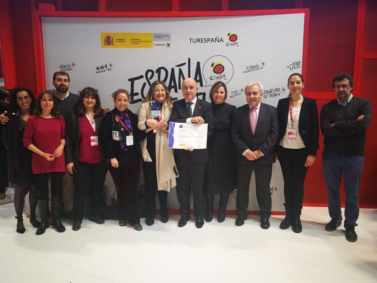 http://www.toledo.es/wp-content/uploads/2020/01/sicted_2-1200x900.jpeg. El Ayuntamiento destaca la contribución empresarial tras lograr el premio para Toledo como uno de los mejores destinos en calidad