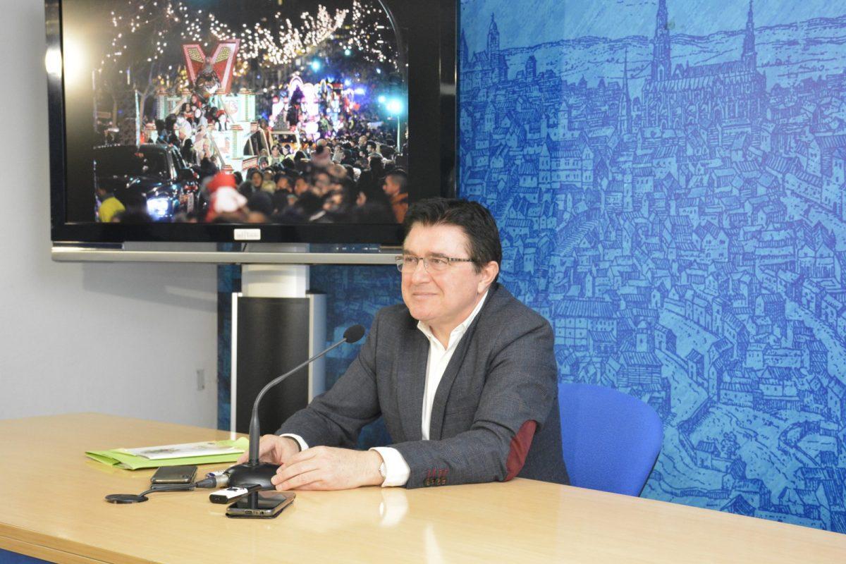 """https://www.toledo.es/wp-content/uploads/2020/01/teo-garcia_balance-navidad-1200x800.jpg. El Gobierno sobre la Navidad: """"Toledo es un escenario único y una ciudad referente con una programación de éxito y participación"""""""
