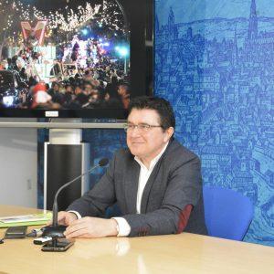 """l Gobierno sobre la Navidad: """"Toledo es un escenario único y una ciudad referente con una programación de éxito y participación"""""""