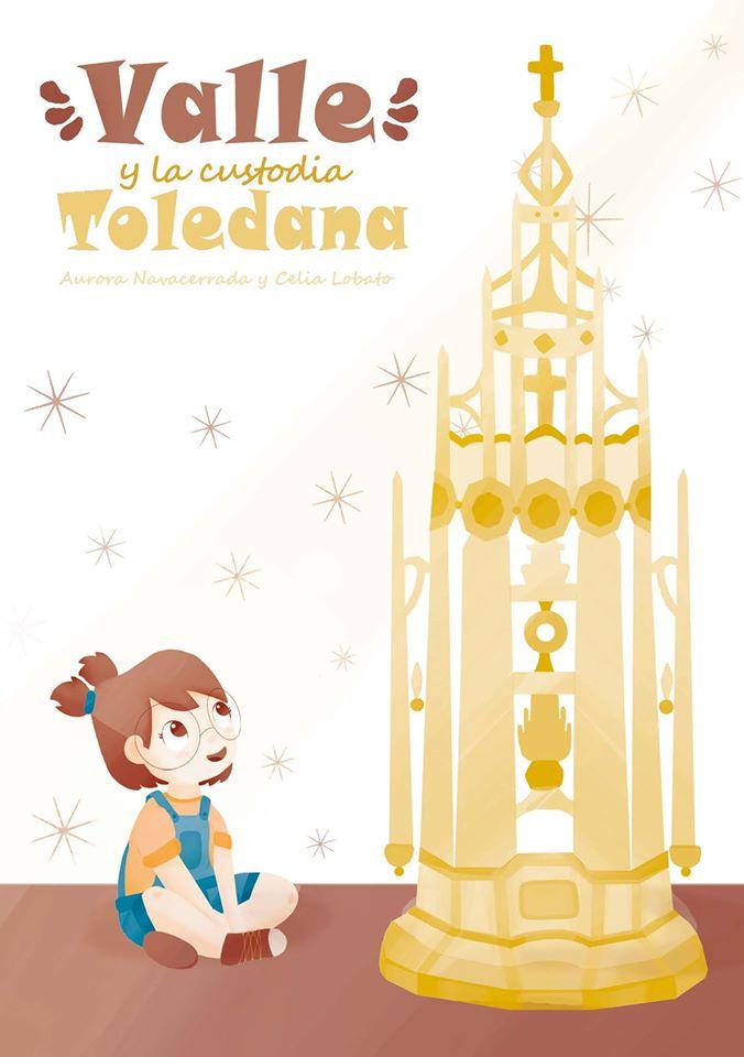 """http://www.toledo.es/wp-content/uploads/2020/01/valle_y_la_custodia_toledana-2.jpg. Presentación del libro """"Valle y la custodia toledana"""", de Aurora Navacerrada"""