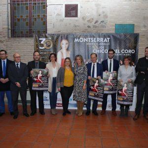 l Ayuntamiento respalda el concierto benéfico que reunirá en Toledo a Montserrat Martí y los Chicos del Coro el 13 de marzo