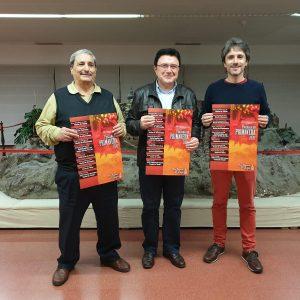 l Ayuntamiento respalda la presentación de la programación de primavera de la Peña Cultural Flamenca El Quejío