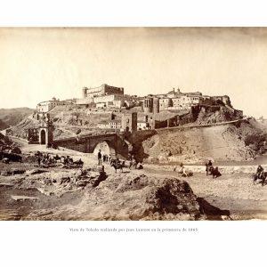 72. La Vista de Toledo de Jean Laurent de 1865