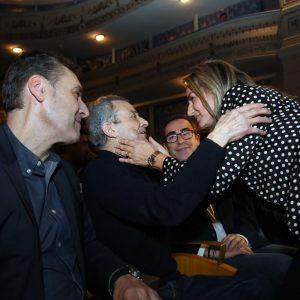 a alcaldesa reconoce el compromiso con la libertad y la democracia de Juan Diego, Premio 'Abogados de Atocha' 2020