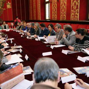 """oledo liderará la efeméride del VIII Centenario de Alfonso X El Sabio que tendrá """"proyección nacional e internacional"""""""