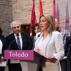 a alcaldesa anuncia una subida del 2 por ciento en el salario de los empleados municipales con carácter retroactivo desde enero