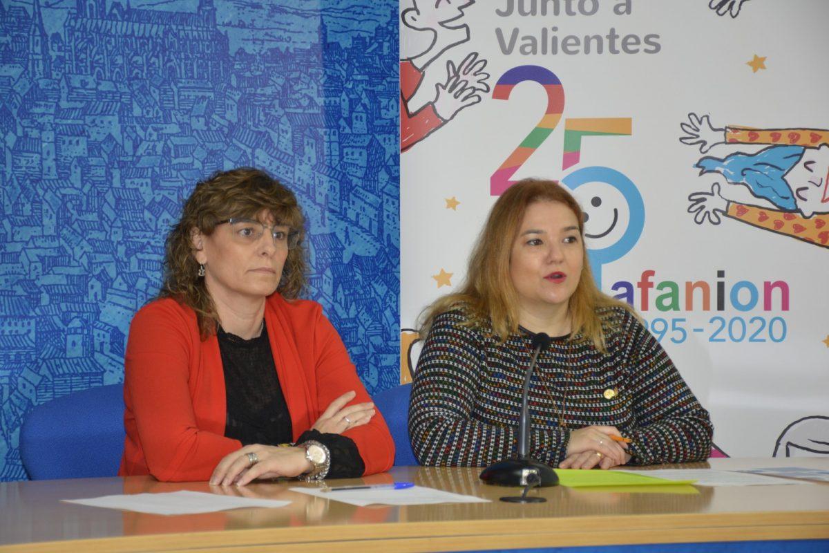 http://www.toledo.es/wp-content/uploads/2020/02/afanion-1200x800.jpg. El Ayuntamiento colabora con Afanion en las actividades organizadas este sábado por el Día del Niño con Cáncer