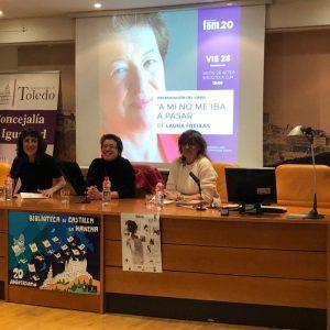 omienza el Festival Fem.20 con la presentación de la obra 'A mí no me iba a pasar' de Laura Freixas
