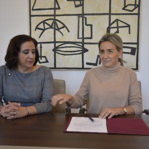 a alcaldesa apoya una iniciativa liderada por la UCLM en el marco de las Universidades Europeas Europeas Innovadoras