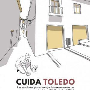 Campaña de limpieza «Cuida Toledo»