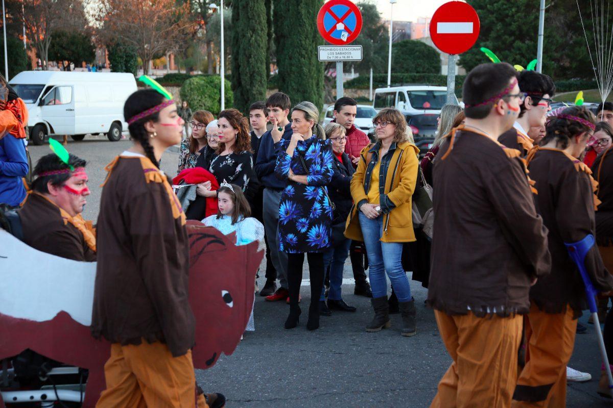 """https://www.toledo.es/wp-content/uploads/2020/02/carnaval-1-1200x800.jpeg. Milagros Tolón: """"El Carnaval en los barrios invita a disfrutar con orgullo, ingenio y alegría de nuestra gente"""""""