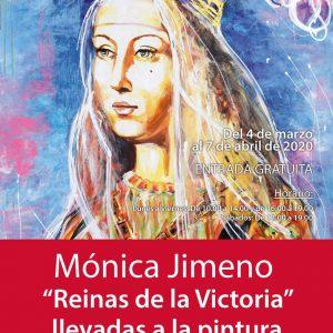 Exposición: «Reinas de la Victoria» llevadas a la pintura