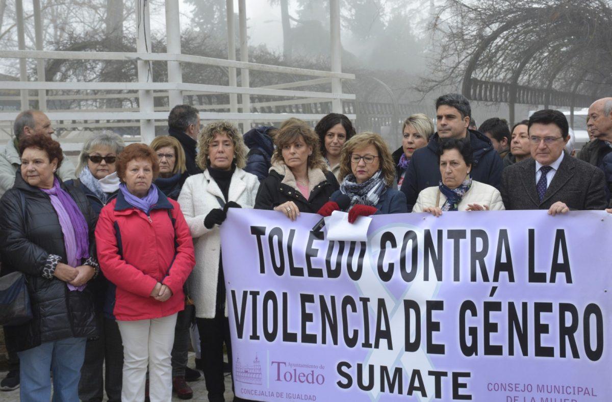 https://www.toledo.es/wp-content/uploads/2020/02/concentracion_violencia_machista_01-1200x788.jpg. El Consejo Local de la Mujer lamenta que Castilla-La Mancha lidere en 2020 los casos de violencia machista junto a Cataluña
