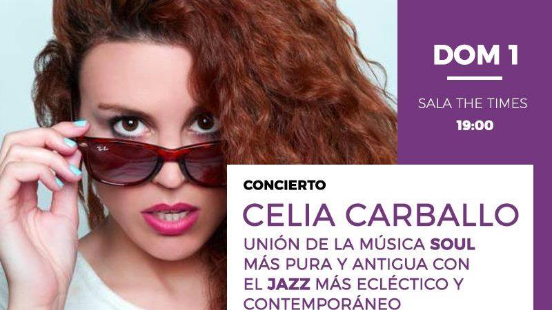 Festival FEM20. Domingo 1 marzo. Concierto Celia…
