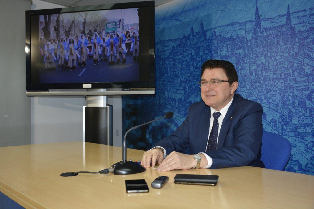 """https://www.toledo.es/wp-content/uploads/2020/02/dsc0674-1200x800.jpg. El Gobierno municipal destaca el """"éxito abrumador"""" del Carnaval 2020, el de """"mayor realce de los últimos tiempos"""""""