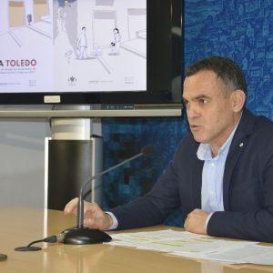 l Ayuntamiento pone en marcha la campaña 'Cuida Toledo' para concienciar sobre la recogida de excrementos y de basura