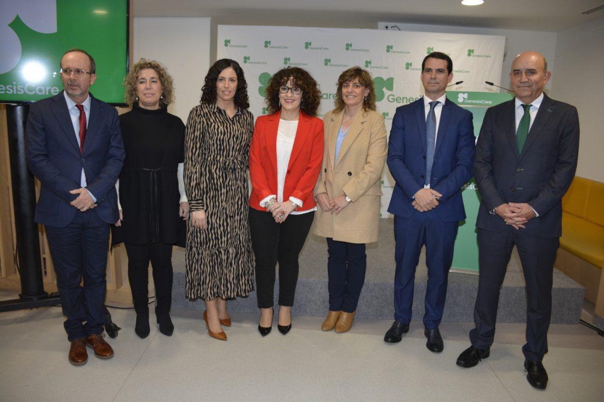 """https://www.toledo.es/wp-content/uploads/2020/02/dsc1021-1200x800.jpg. El Gobierno local valora la nueva unidad de radioterapia de GenesisCare al constituir """"un centro de referencia en Toledo"""""""