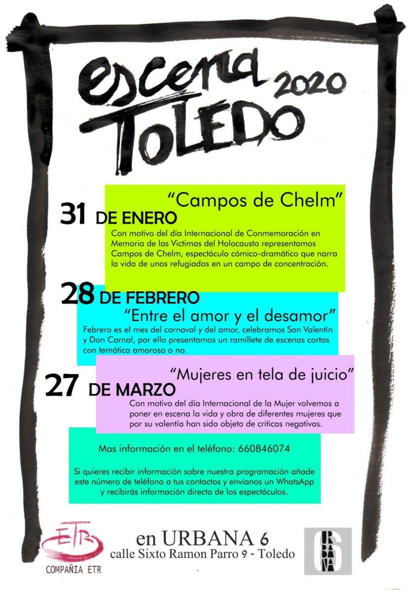 "https://www.toledo.es/wp-content/uploads/2020/02/escena-toledo-850x1200.jpg. Microteatro: Escena Toledo ""Entre el amor y el desamor"""