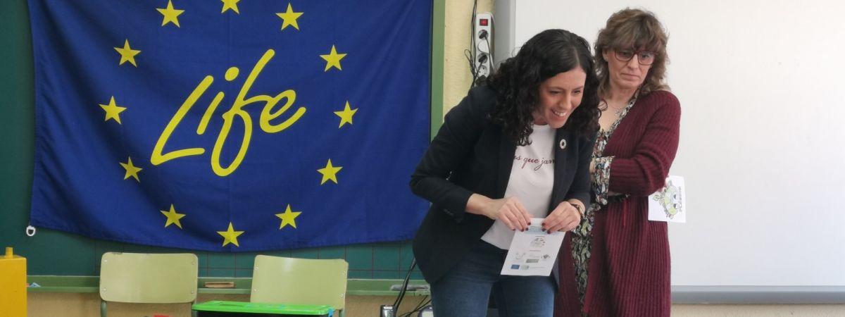 El Ayuntamiento participa en una iniciativa europea…