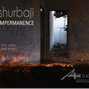 Exposición: Noorshurbaji Impermanence