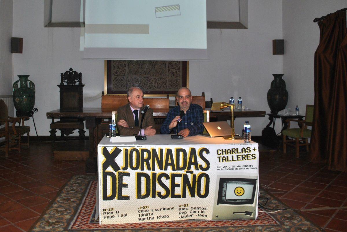 http://www.toledo.es/wp-content/uploads/2020/02/inauguracion-jornadas-diseno-01-1200x803.jpg. El Ayuntamiento destaca el talento como mayor activo de la sociedad en las X Jornadas de Diseño de la Escuela de Arte