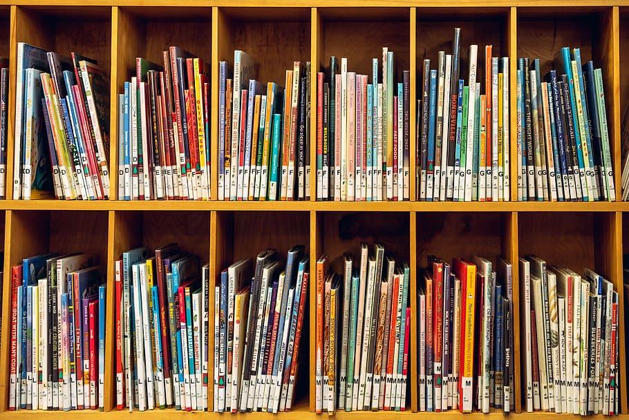 http://www.toledo.es/wp-content/uploads/2020/02/kid-shelf-books-book.jpg. La Biblioteca municipal del Polígono oferta a los centros educativos colecciones de libros a modo de préstamo para fomentar la lectura