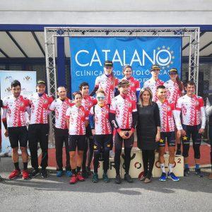 a alcaldesa destaca la posición de Toledo en el calendario nacional de pruebas deportivas como el Open de Bicicleta XCO
