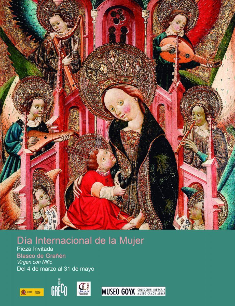 http://www.toledo.es/wp-content/uploads/2020/02/pieza-invitada-blasco-de-granen-923x1200.jpg. Exposición temporal: Virgen con el Niño, de Blasco de Grañén