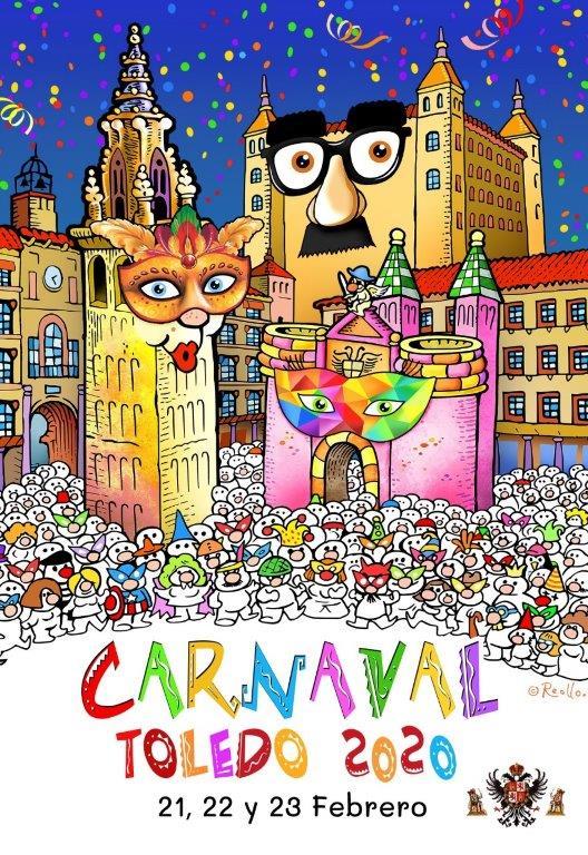http://www.toledo.es/wp-content/uploads/2020/02/portada-002.jpg. Programa Carnaval 2020