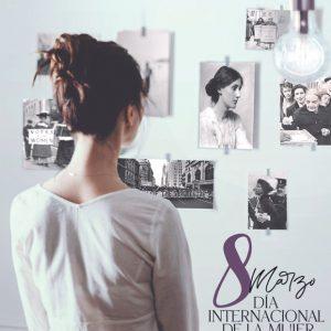 rogramación FEM 20. Día Internacional de la Mujer
